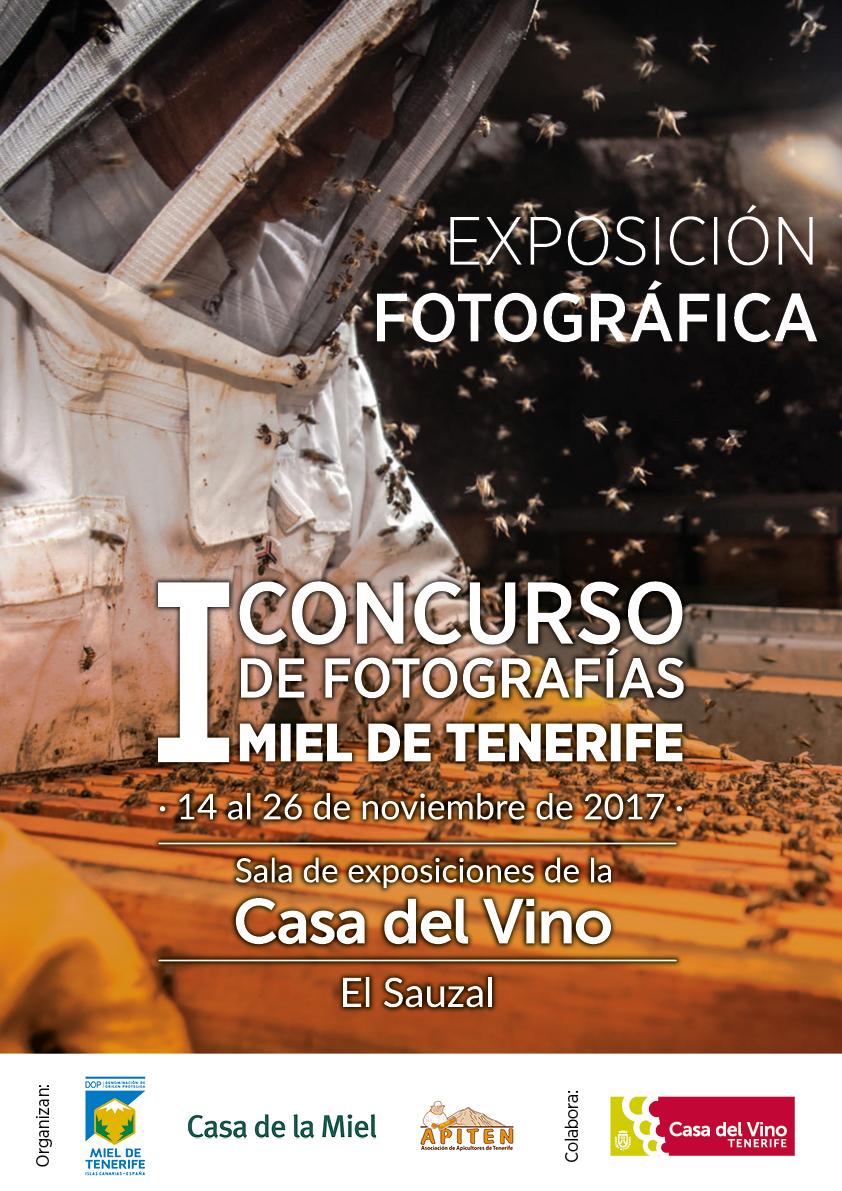 """I Concurso Fotográfico """"Miel de Tenerife"""""""