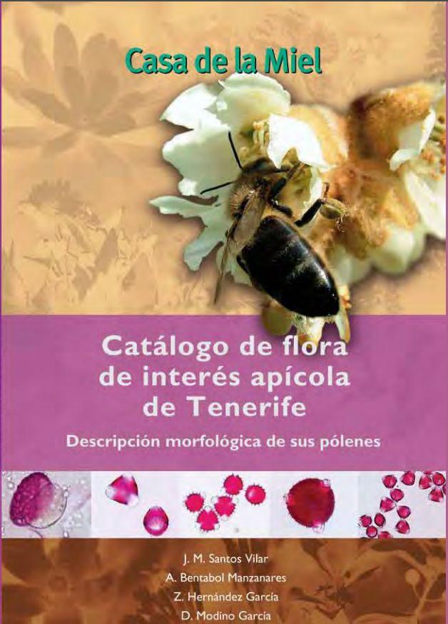 catalogo de flora de Tenerife miel de Tenerife